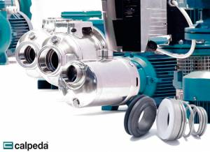 The spare parts to Calpeda pumps