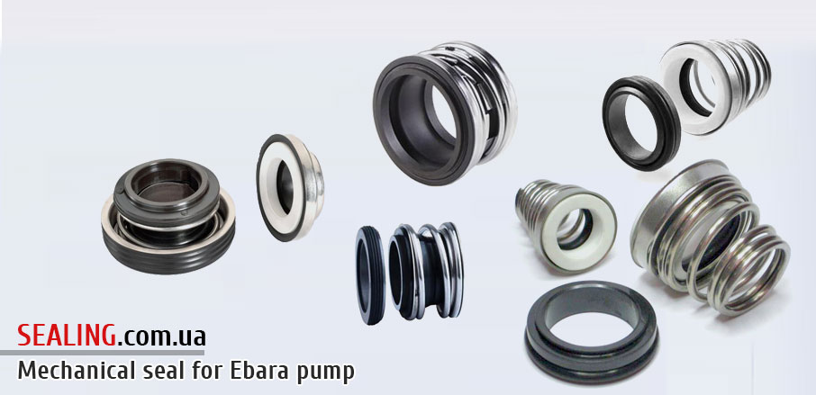 Ebara | Mechanical seal for the pump from Ebara
